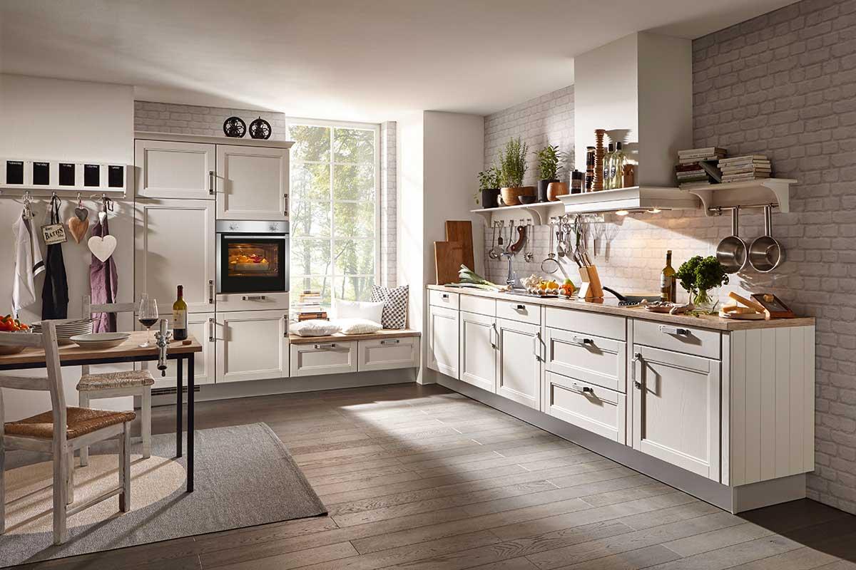 Die Landhausküche - Vorwärts Zurück In Die Romantik - Ihr